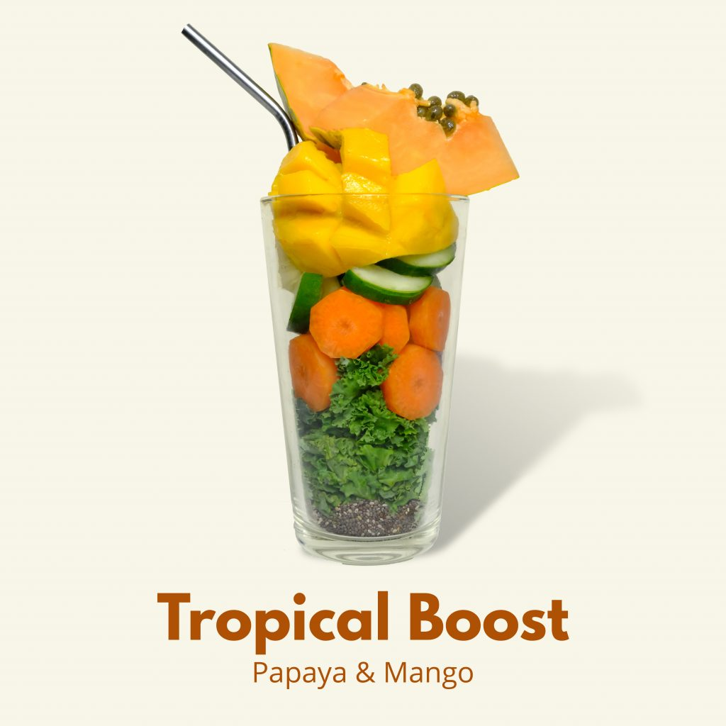 Tropical Boost Smoothies Fuel Philippines